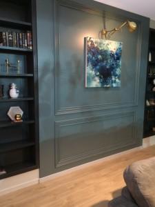Living Area - Bowman Blue