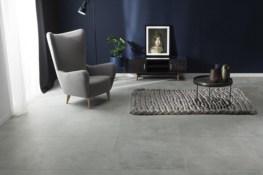 Grain and Groove Floor Tiles