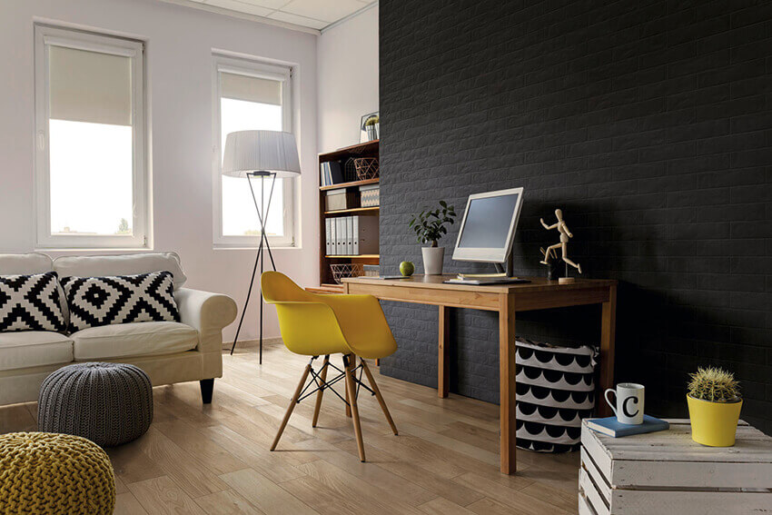 Grain and Groove Wood Effect Tiles
